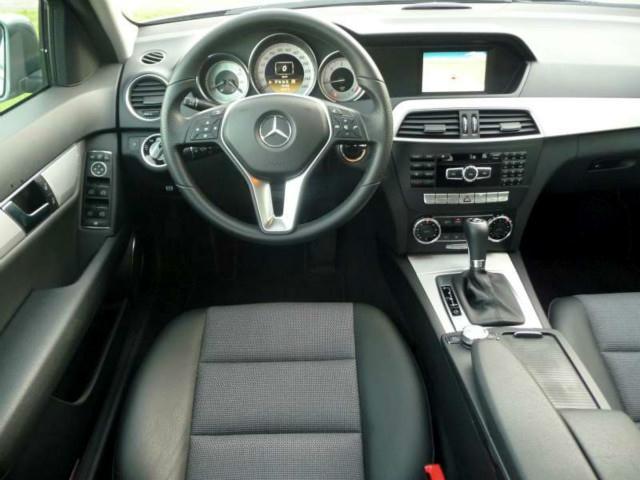 Mercedes C200 Cdi 2012