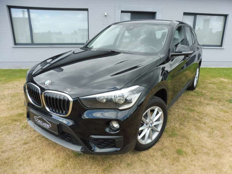 bmw x1 sdrive 18d 2016. Black Bedroom Furniture Sets. Home Design Ideas